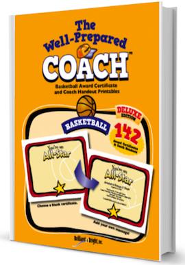 basketball award templates image