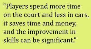 Benefits of basketball workouts