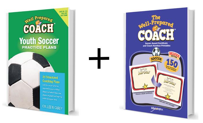 Soccer Practice Plans Bundle