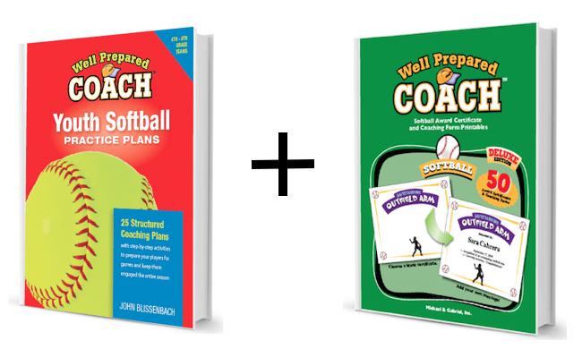 Softball Practice Plans Bundle image