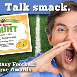 Fantasy Football award image
