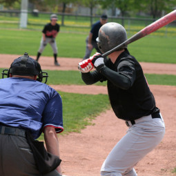 Batter up - practice plans for baseball