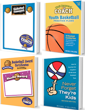 Basketball Practice Plans for boys and girls coaches