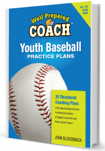 Youth Baseball Practice Plans visual