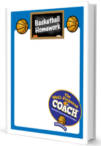 Basketball Coach handout forms