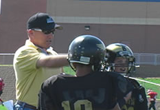 Dave Cisar - Youth football coach and author