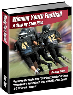 Winning Youth Football — Youth football coaching book