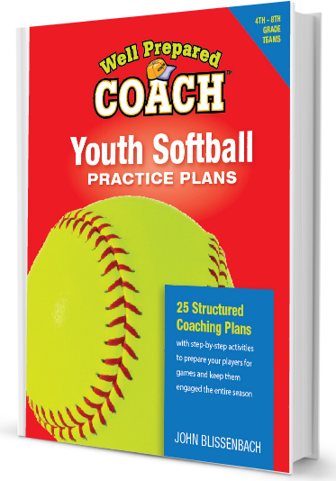 Youth softball practice plans book
