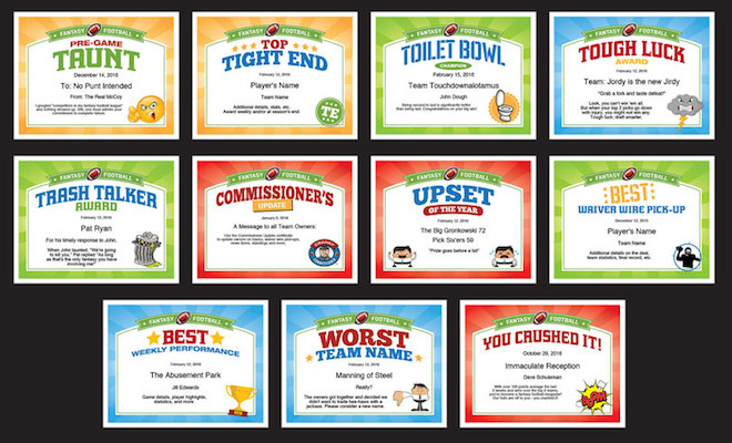 fantasy football certificates grid 3